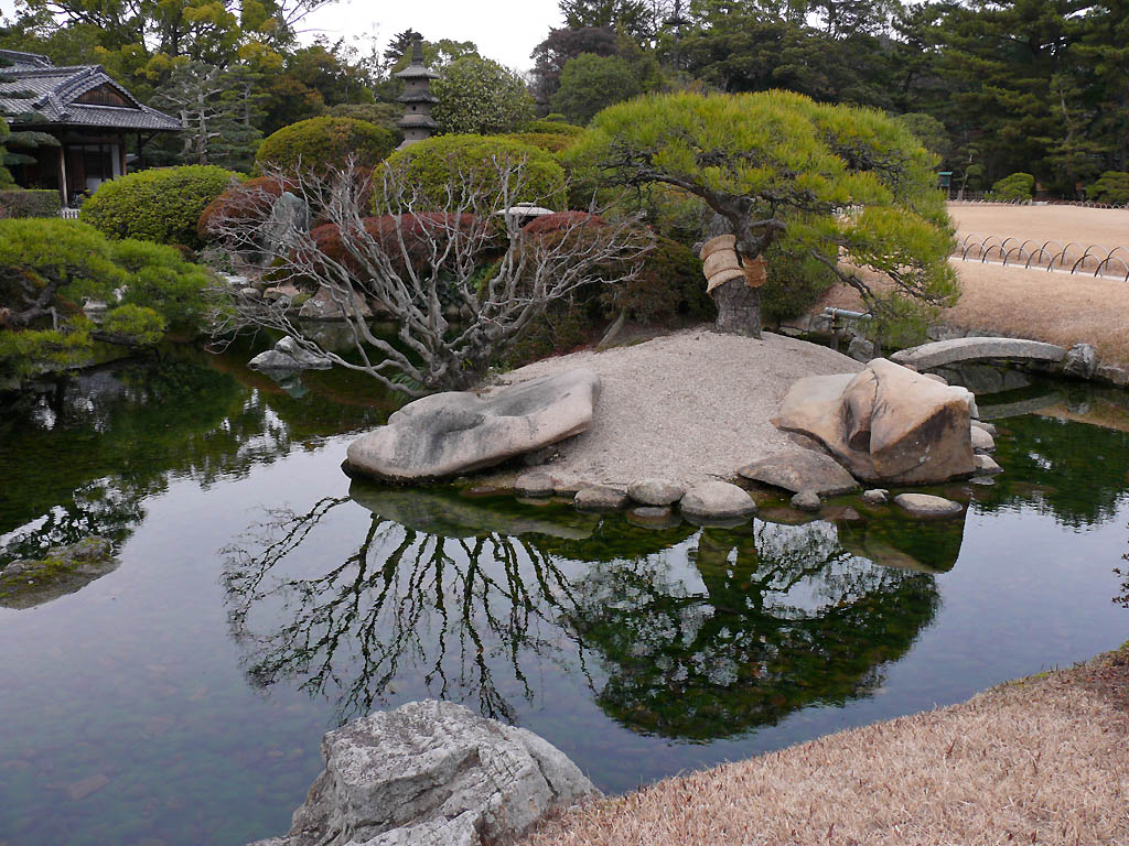 Japanese Gardens And Parks